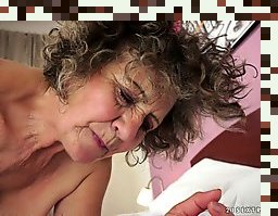 beautiful granny fucking